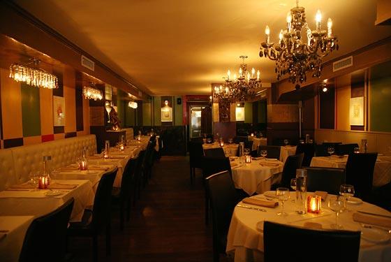 Chola New York Restaurant Buffet