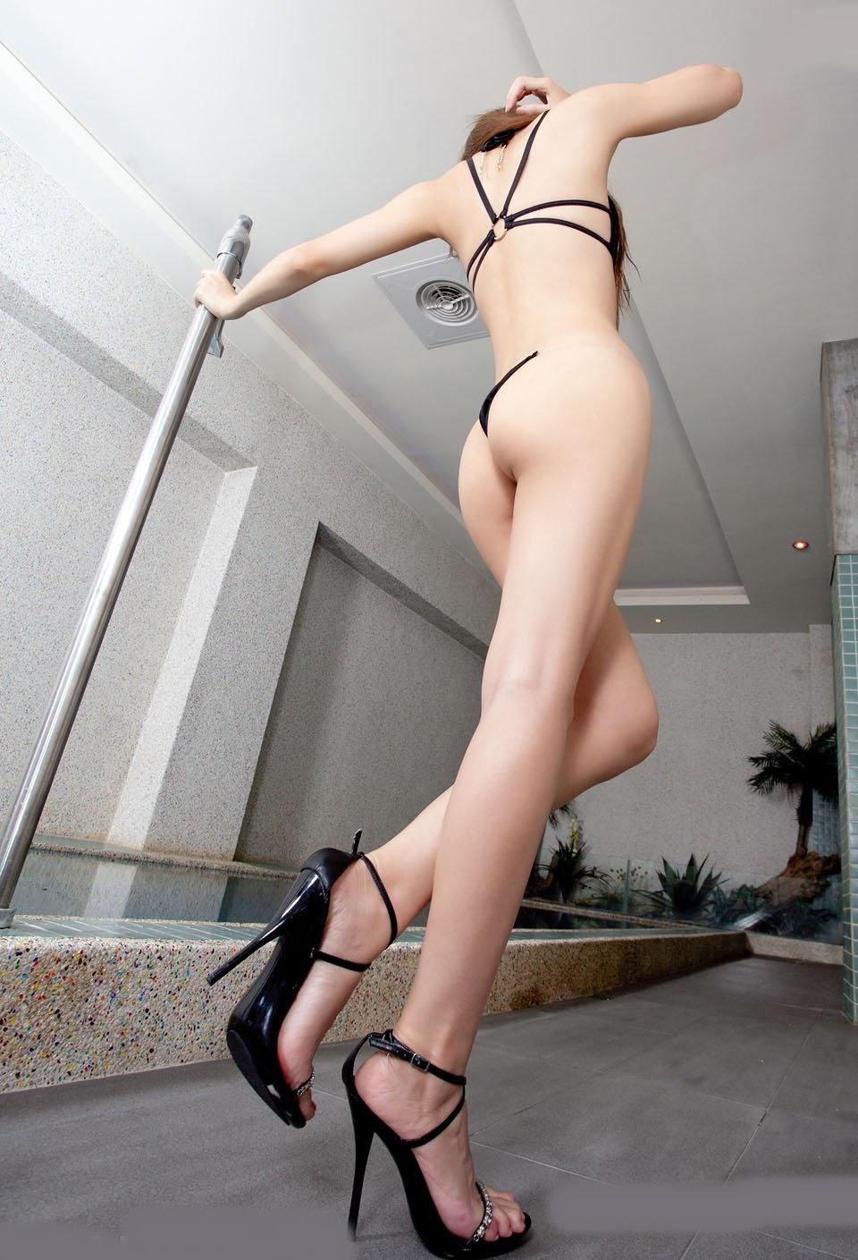 fetish 3 inch high heels women