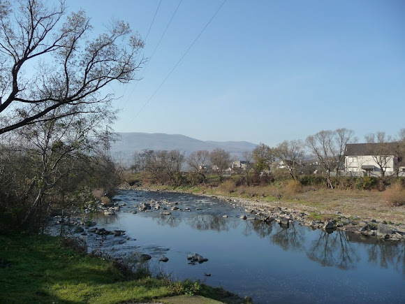 Свалява. Река Латорица