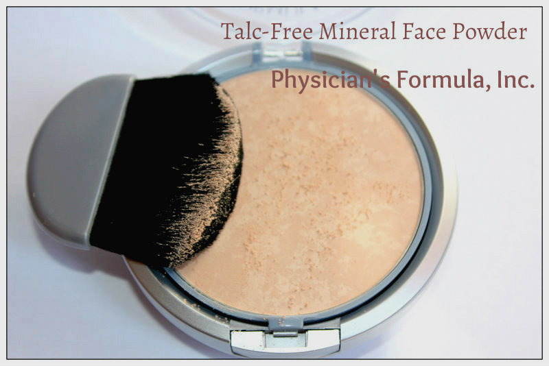 Physician's Formula, Inc., Mineral Wear, Talc-Free Mineral Face Powder, SPF 16, Creamy Natural