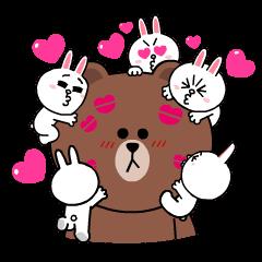 หมีบราวน์ & โคนี่★รักเธอที่ซู้ดดด∞