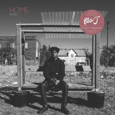 Illa J - Home - Album Download, Itunes Cover, Official Cover, Album CD Cover Art, Tracklist