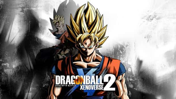DRAGON BALL XENOVERSE 2 V1.10 INCL DLC