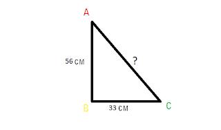 Contoh Soal Teorema Pythagoras no 19