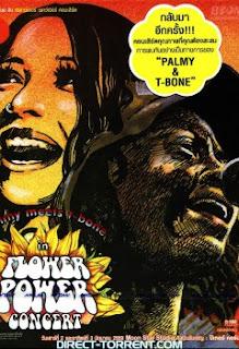 Palmy Meets T-Bone In Flower Power  ปาล์มมี่ มีทส์ ทีโบน อิน ฟลาวเวอร์ พาวเวอร์