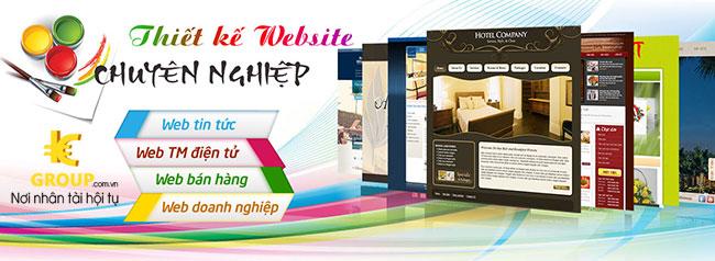 Thiết kế web tại Trảng Dài