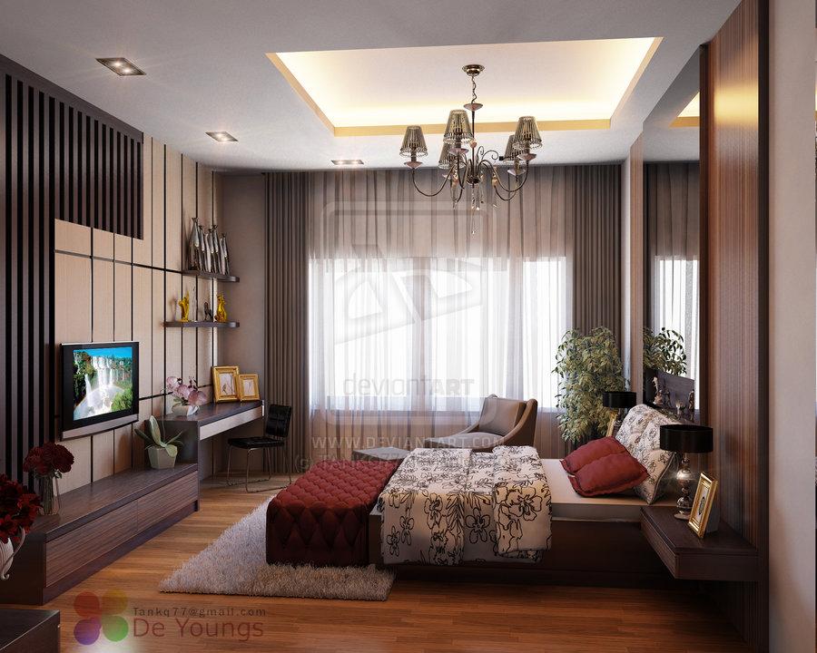 Bali Agung Property Download Kumpulan Desain Interior 3D Kamar Tidur Utama 2011