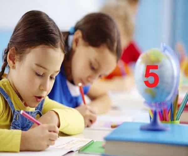 معلقات السنة الخامسة ابتدائي 2018-2019 م ووثائق مهمة للمعلم