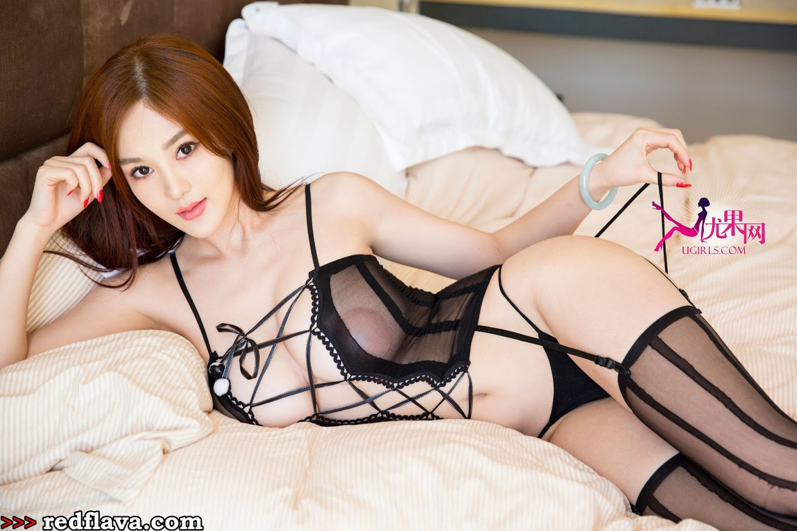 Yi Yang Sexy Attractive Chinese Model 1