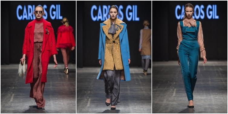 Pokaz kolekcji Carlosa Gila na XIV edycji Fashion Philosophy Fashion Week Poland