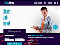 Bergabung Bersama LINES-NEWS-Penghasilan OPS