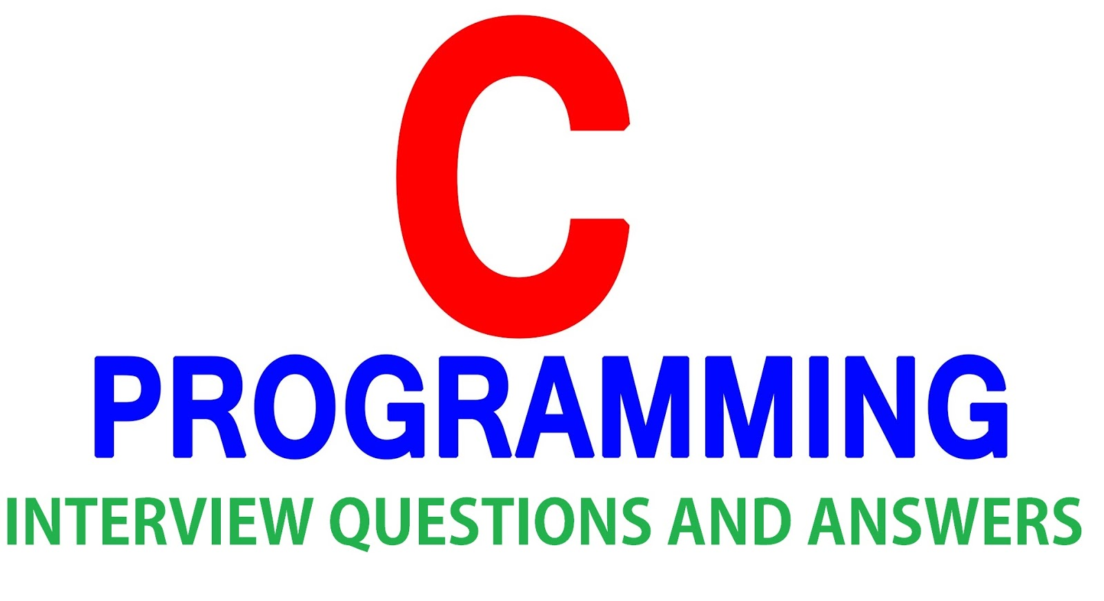 Top 25 Best C Programming Interview Questions And Answers