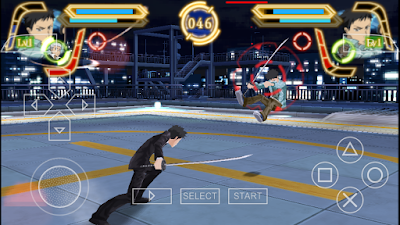 Katekyoo Hitman Reborn Kizuna No Tag Battle Japan Psp
