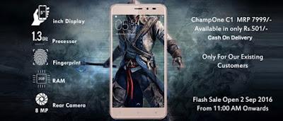 champoneindia.com champ1india.com champc1 smartphone mobile booking