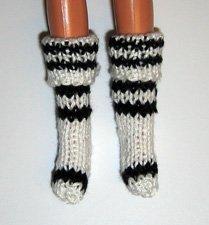 Носочки для Барби