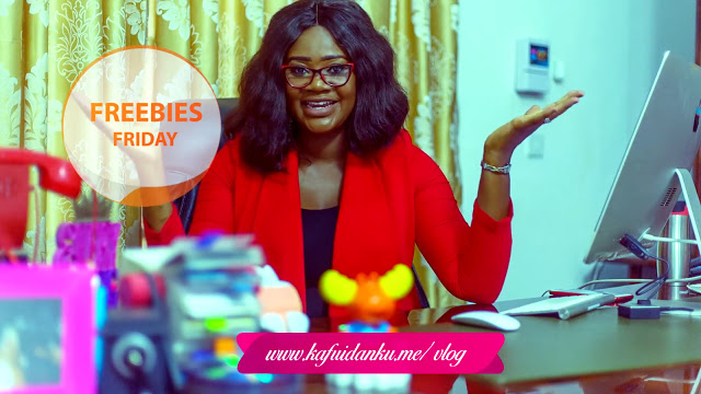 Bring It On : Motivation, Trends And Freebies Up For Grabs !!! Kafui Danku Starts Her Own Vlog On Youtube