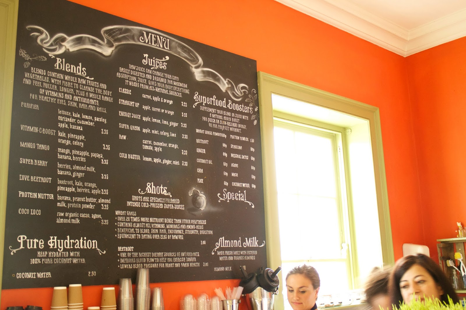 Beyond The Kale Bath Menu Opening Hours Review Vegan Vegetarian Health Cafe Bath She's So Lucy