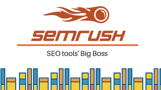This is a great seo tool which provides you lots of features which is perfect and useful for your website ranking, you get insight into your online competitors' strategies in display advertising, organic and paid search and link building.  By using SEMrush seo tool, you can get benefit from your competitors, develop perfect content and advertising strategy.