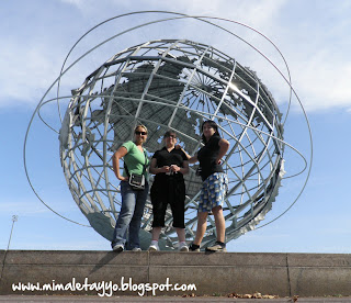 Unisphere en Flushing Meadows, Queens