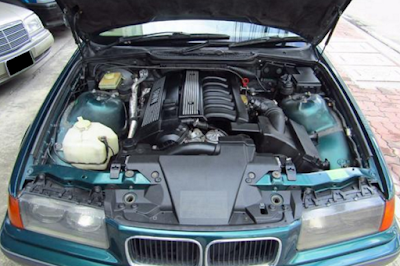 Mesin M52B20 BMW E36