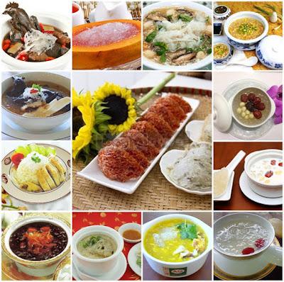 Tổng hợp 12 món ăn thượng hạng chế biến từ yến
