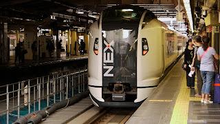 Narita Express - N'EX HD wallpapers 1080p