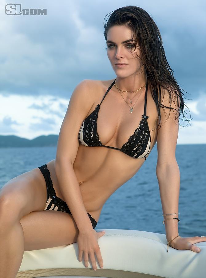 Hilary Rhoda Bikini 36