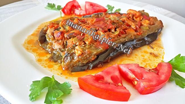Tavuklu Karnıyarık Tarifi - www.inanankalpler.net
