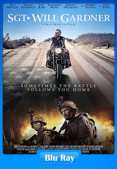 SGT. Will Gardner 2019 720p BluRay x264 | 480p 300MB | 100MB HEVC Poster