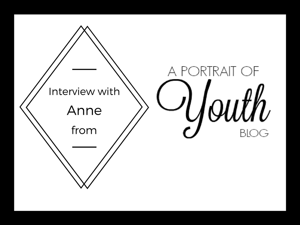 Hot Town Cool Girl: Interview with Anne from A Portrait Of