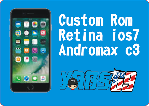 Retina ios7 (Iphone) Andromax c3