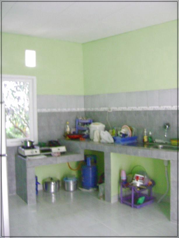 Dekorasi Desain Dapur Rumah Biasa Terbaru Oplakdec Com