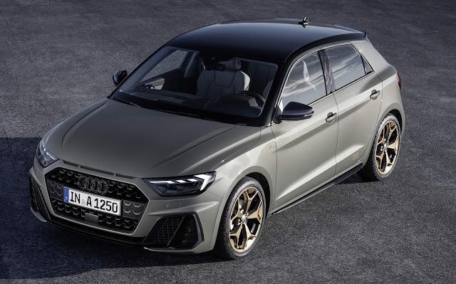 Audi A1 S-Line Edition 2019
