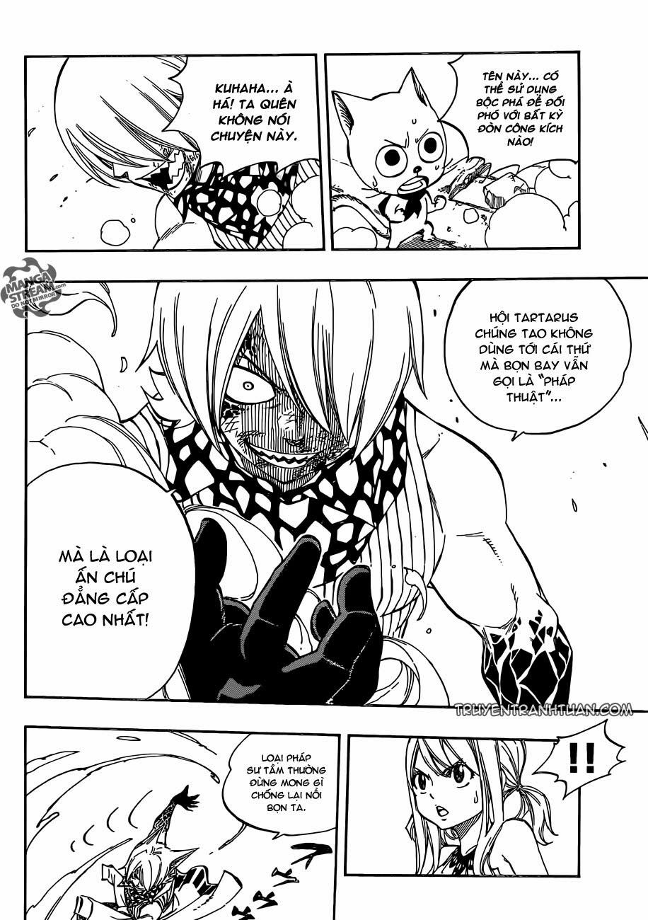 Fairy Tail chap 361 trang 9