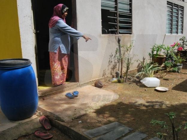 Pencuri Sempat Makan Nasi, Minum Air Ribena Ketika Pecah Rumah