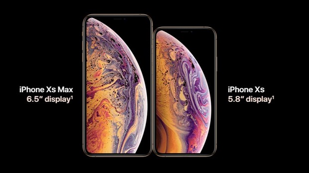 Apple iPhone XS, iPhone XS Max