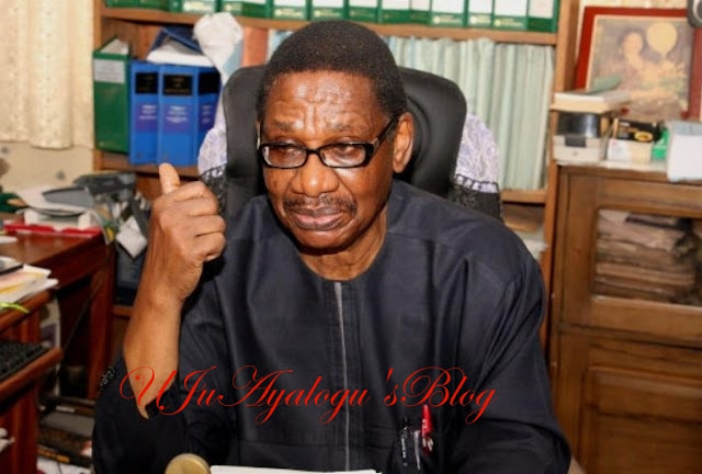 Sagay Is A False Academician Who Speaks Like A Rouge – Fayose's Aide