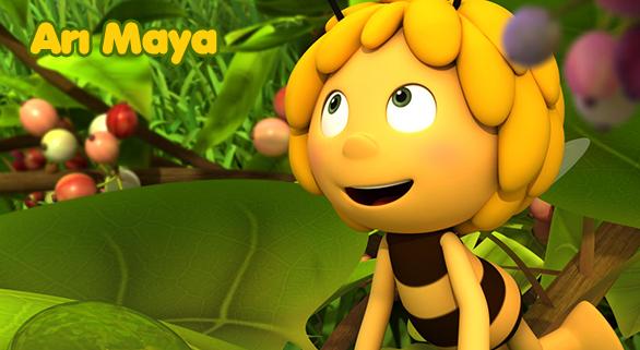 Arı Maya Kraliçe'nin Habercisi Hikayesi