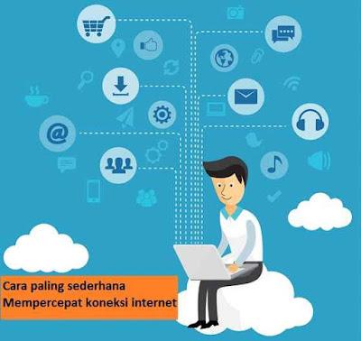 Hari gini internet loading?? Ini dia cara sederhana mempercepat koneksi internet