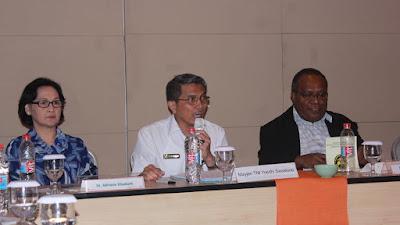 TRWP Menolak Tegas Ajakan Dialog Dipromosikan Oleh Agen Papindo JDP Bersama Intelektual BIN di LIPI