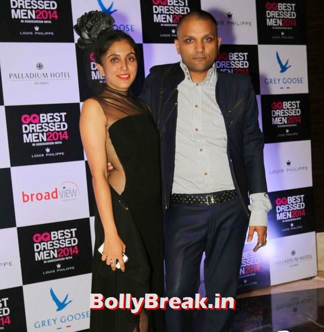 Gaurav Gupta, Evelyn, Kim, Nargis Sizzle at GQ Best Dressed Men 2014 Awards