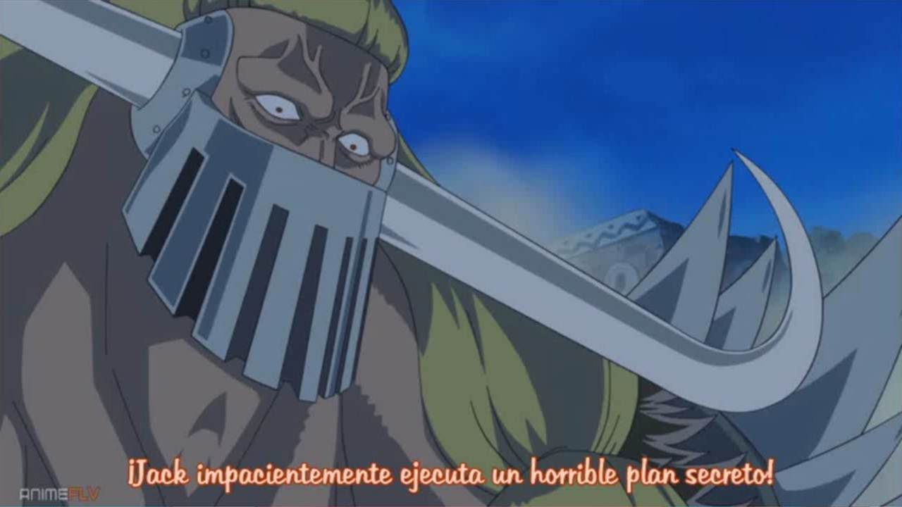One Piece Anime cap 760 sub español