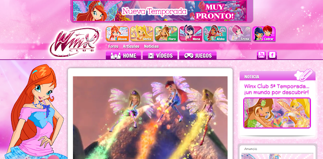 Winx Club Forever And Ever!: Check Out Winx Club's New And Improved