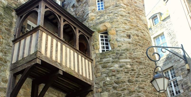Nieznane zakątki Saint-Malo / Les recoins de Saint-Malo