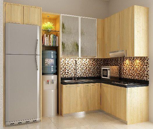 38 Desain Kitchen Set Minimalis Untuk Dapur Kecil