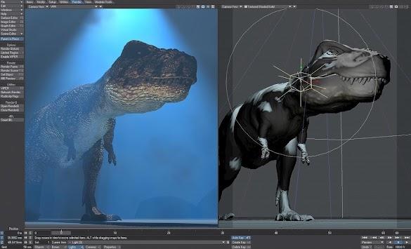 15 Macam macam Software untuk Membuat Animasi 3D Terbaik