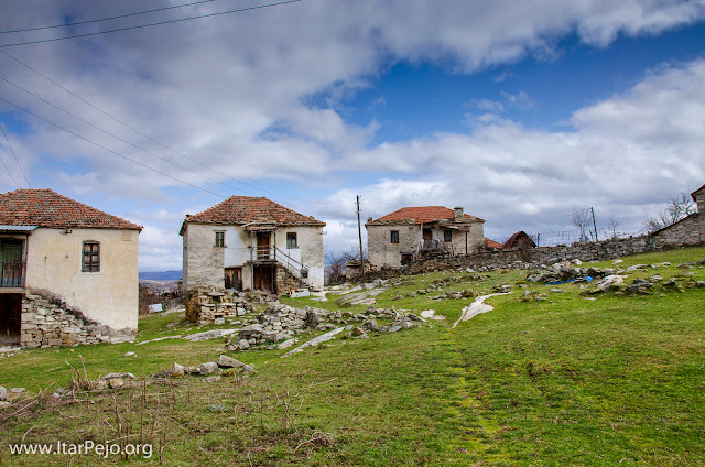 Zovik village, Mariovo, Macedonia