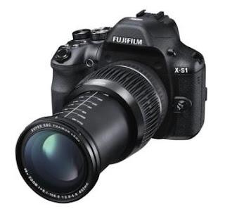 Kamera DSLR Merek Fuji Film