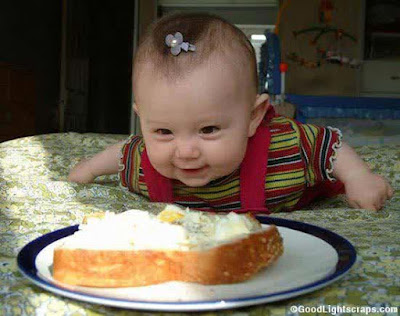 foto gambar bayi lucu banget
