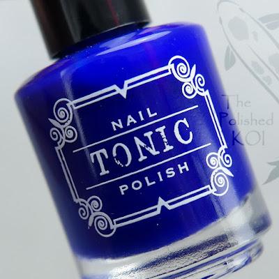 Tonic Polish Happy Beginning Swatch